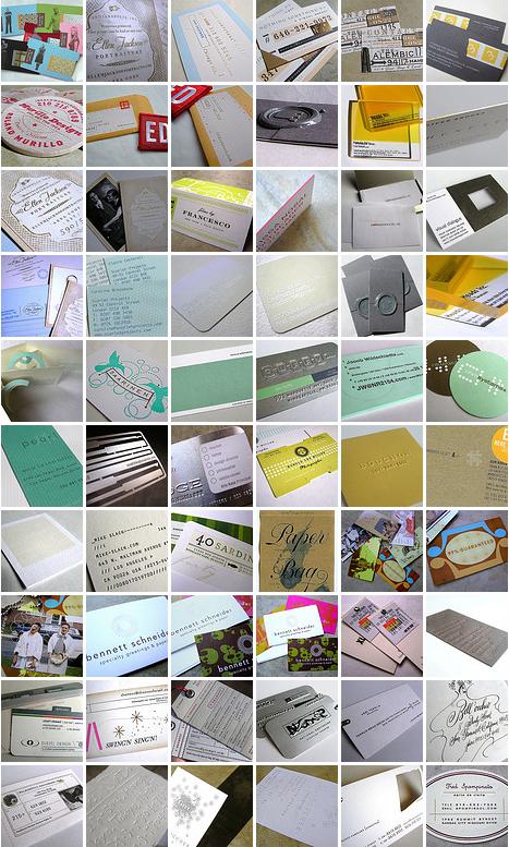 Visitenkarten ideen ohne ende for Visitenkarten ideen
