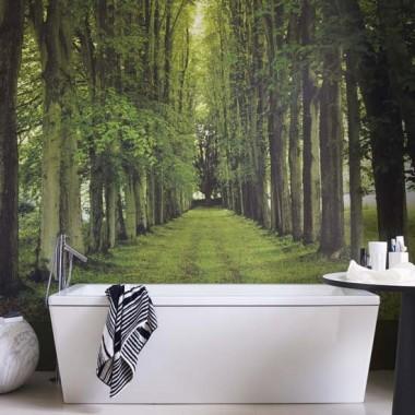 eigene individuelle fototapete grenzenlose. Black Bedroom Furniture Sets. Home Design Ideas