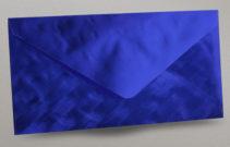 Briefumschlage-metallisch-blau