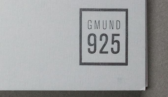 Gmund 925 im Digitaldruck