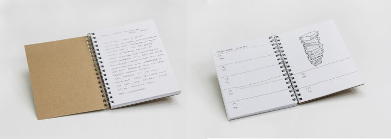 Jahreskalender im Digitaldruck, komplett aus Recycling-Papier