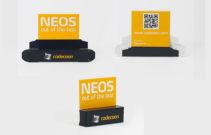 Kartonfaltschachtel für einen USB-Stick, Produktion komplett digital ohne Werkzeuge