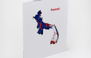Titelansicht Broschüre mit Filigranlaserung