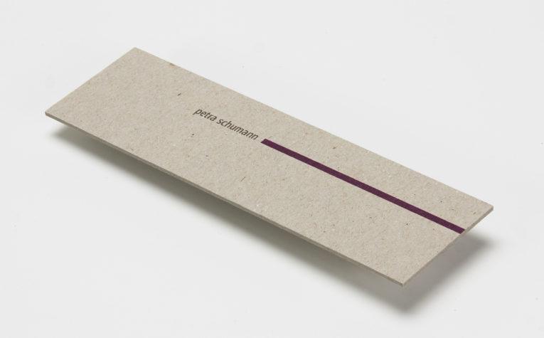 Buchbinderpappe grau glatt 1,5mm-Digitaldruck-4-farbig