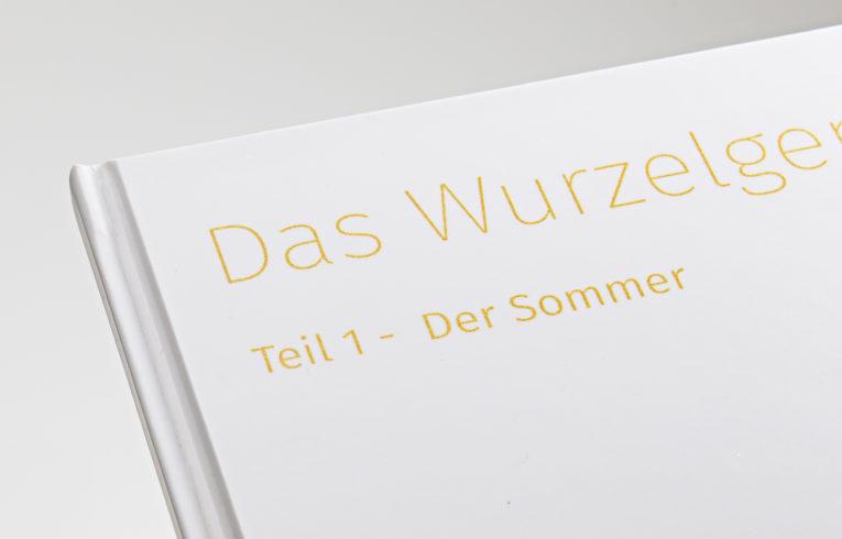 Kleine Auflagen Hardcover Im Digitaldruck Mit Der