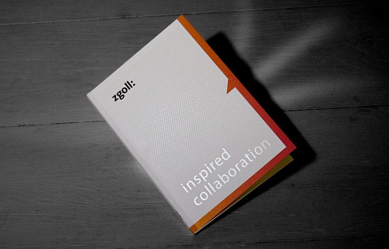 Relieflack Digital Buchumschlag