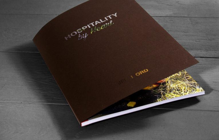 Schweizer Broschur mit Umschlag Gmund Bee!