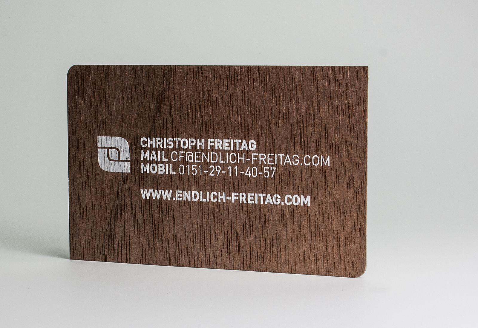 Der Erste Eindruck Visitenkarten Von Colour Connection De